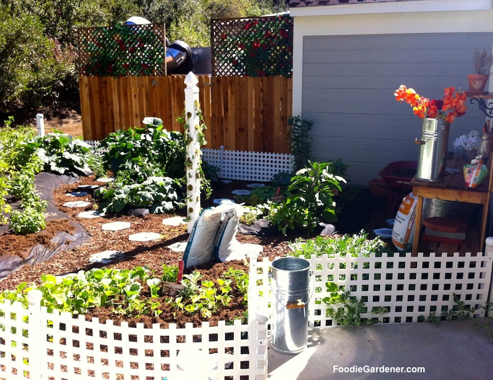 Build A Strawberry Post Vertical Planter