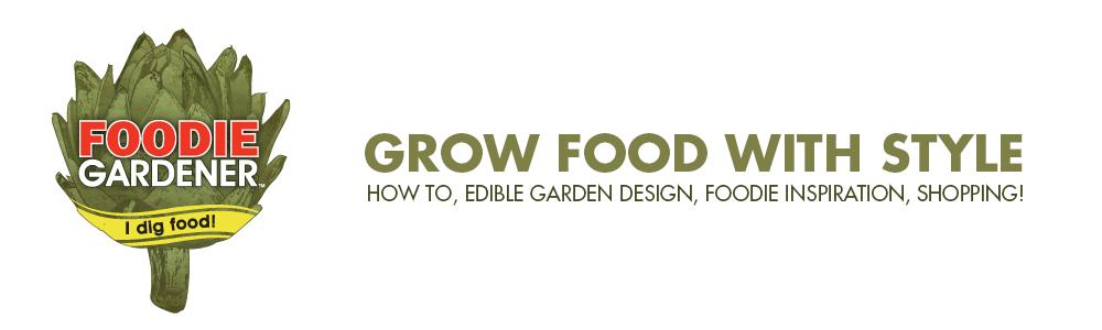 Foodie Gardener logo